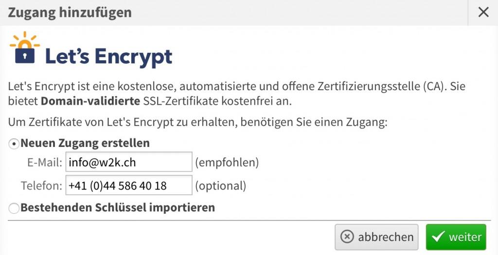 SSL Zertifikate für alle! - OneSystems GmbH