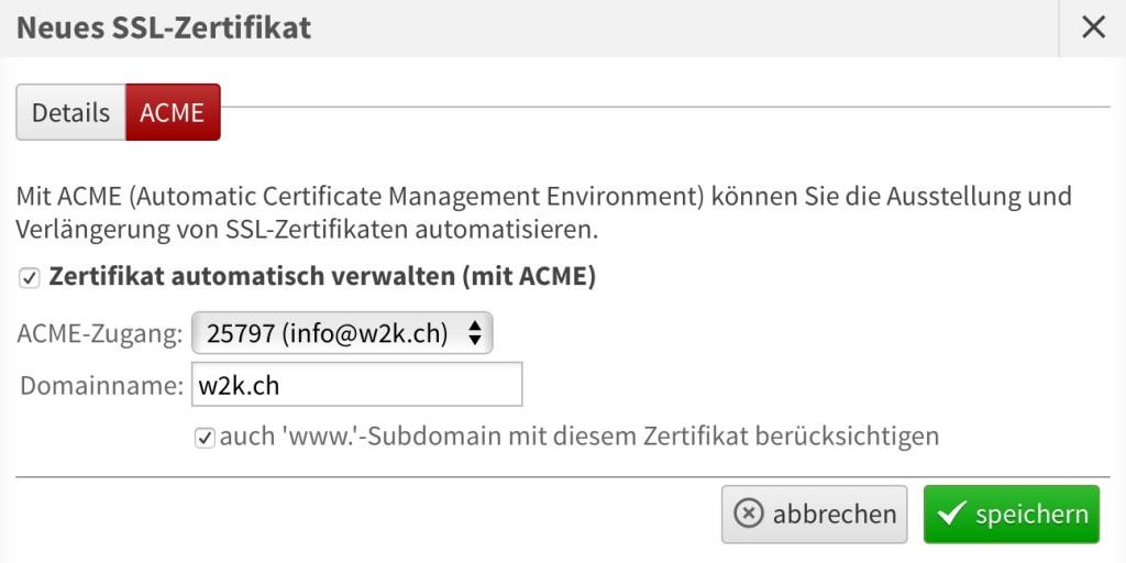 Ssl Zertifikate Für Alle Onesystems Gmbh