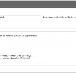 E-Mail Client Konfigurator